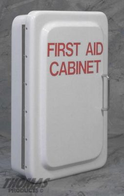 First Aid Cabinets Model FAC-1