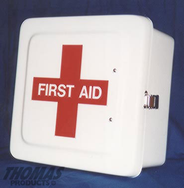 First Aid Cabinets Model FAC-12