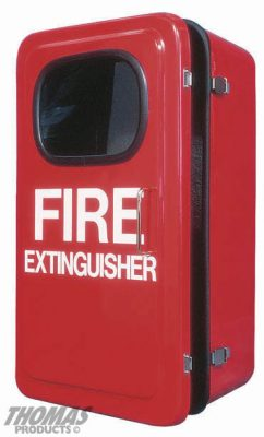 Fire Extinguisher Cabinets Model FEB-25