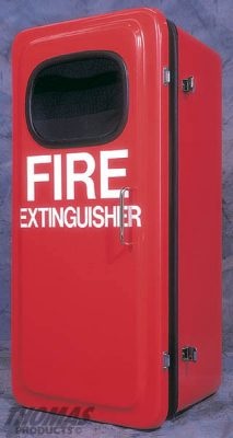 Fire Extinguisher Cabinets Model FEB-30