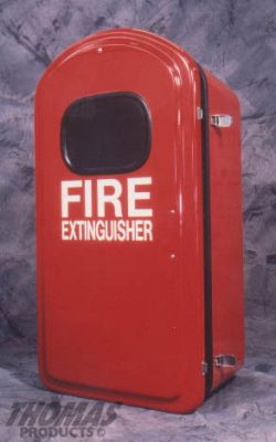 Fire Extinguisher Cabinets Model FEB-35R
