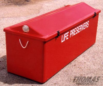 Life Jacket and Life Ring Cabinets Model LJC-72