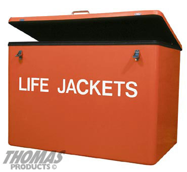 Life Jacket and Life Ring Cabinets Model LJC Series