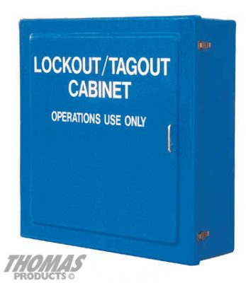 Lockout Tag-out Cabinets Model LOC-2