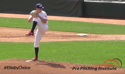 Your front leg lift drives your pitching results.