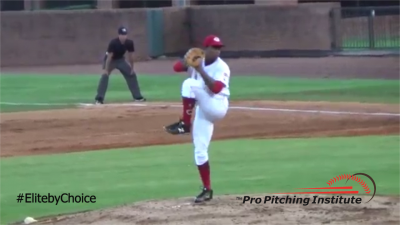 It's physically impossible to stop a Pitcher's self-corrections, but it is possible to manage them. #elitebychoice